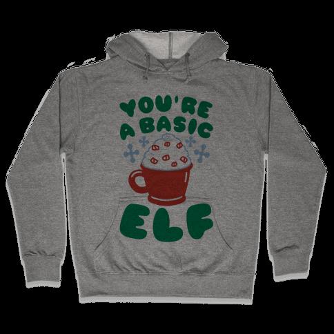 Basic Elf Hooded Sweatshirt