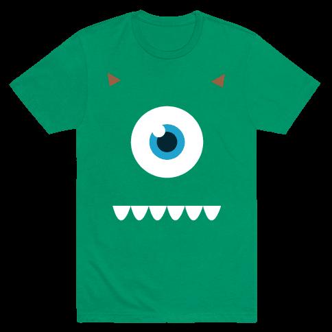 Wazowski Mens T-Shirt