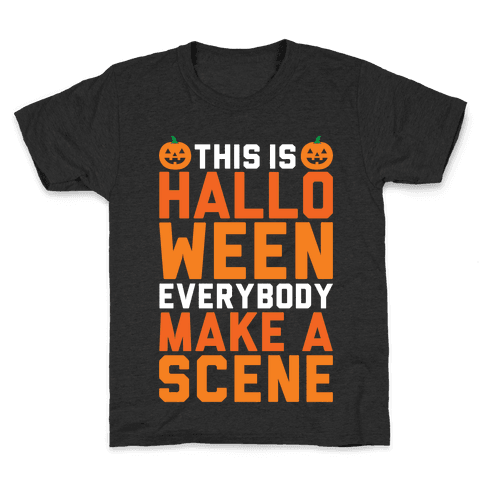 This Is Halloween Kids T-Shirt
