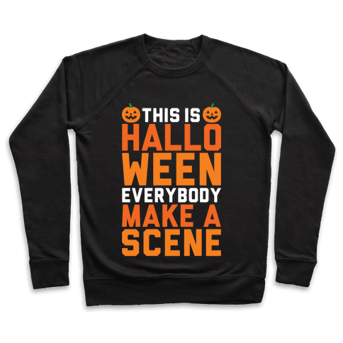 This Is Halloween Pullover
