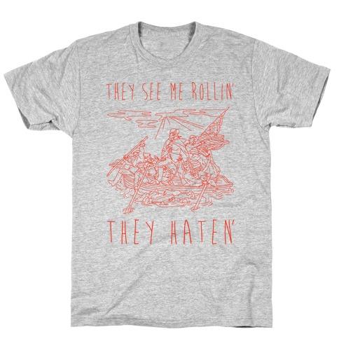 They See Me Rollin Washington T-Shirt