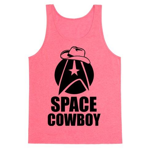 Space Cowboy Tank Top