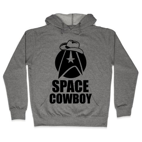 Space Cowboy Hooded Sweatshirt