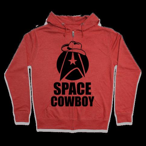 Space Cowboy Zip Hoodie