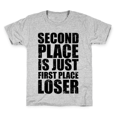 Second Place Kids T-Shirt