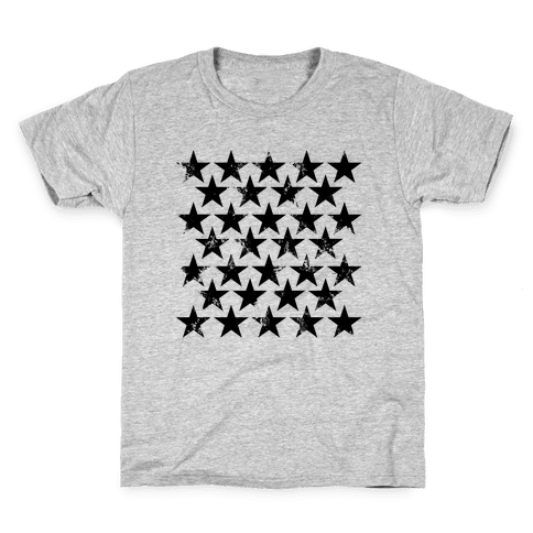Field of Stars Kids T-Shirt