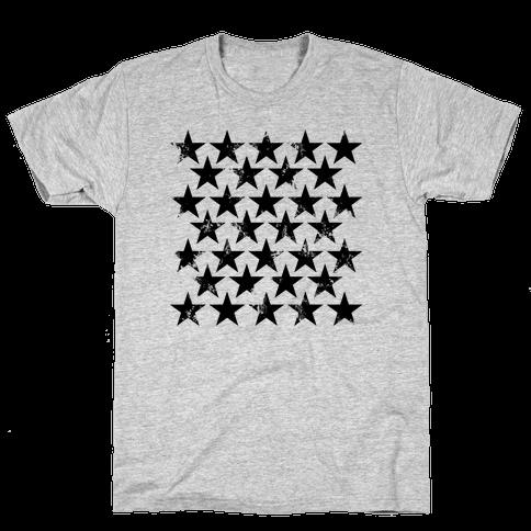 Field of Stars Mens T-Shirt