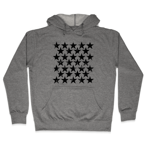 Field of Stars Hooded Sweatshirt