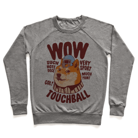 Sports Doge Pullover