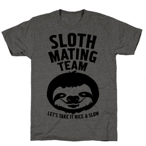 Sloth Mating Team