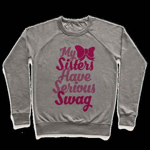Sorority Swag Pullover