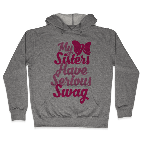 Sorority Swag Hooded Sweatshirt
