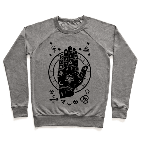 Occult Hand Pullover