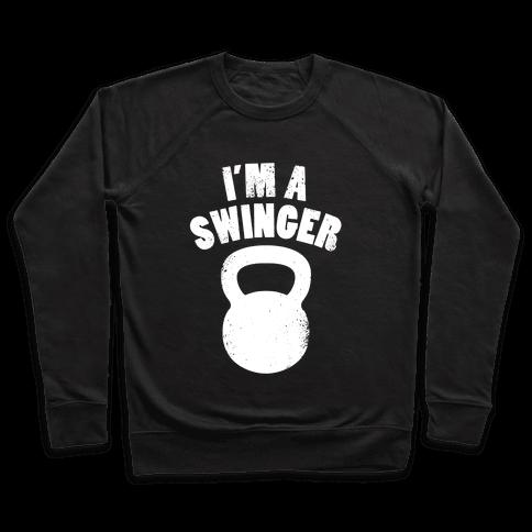 I'm A Swinger Pullover
