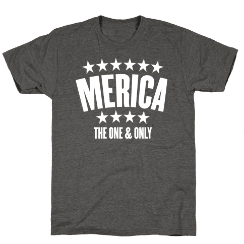 Merica (The One & Only)