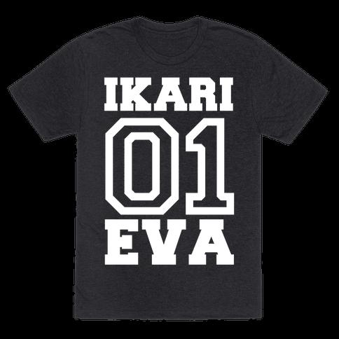 Ikari: Unit 01 Eva
