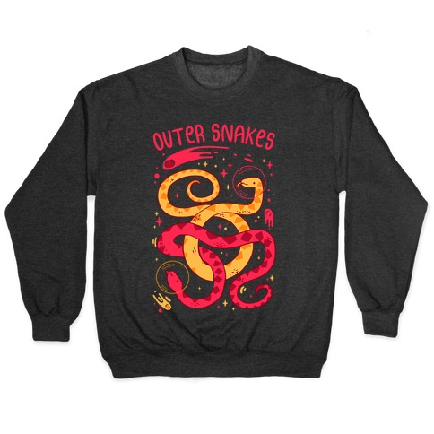 Outer Snakes Pullover