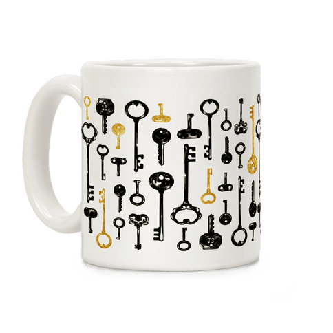 Keys Coffee Mug