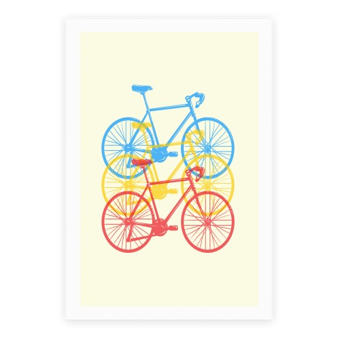 RBY Bikes Poster