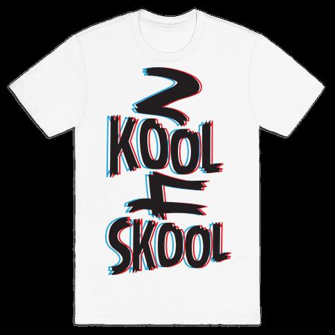 2 Kool 4 Skool Mens T-Shirt