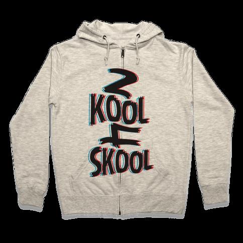 2 Kool 4 Skool Zip Hoodie