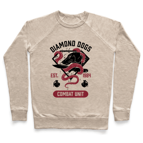 Diamond Dogs Combat Unit Pullover