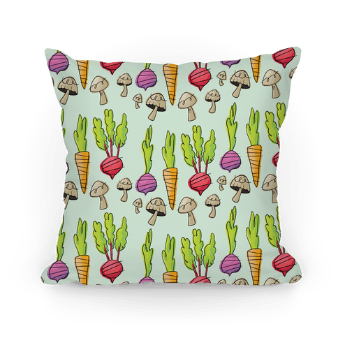Retro Vegetable Pattern