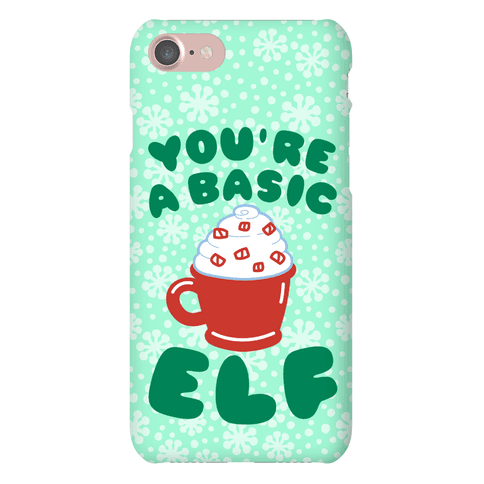 Basic Elf Phone Case