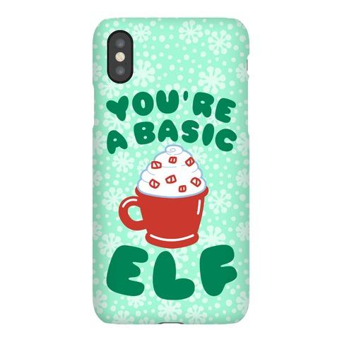 Basic Elf Phone Case