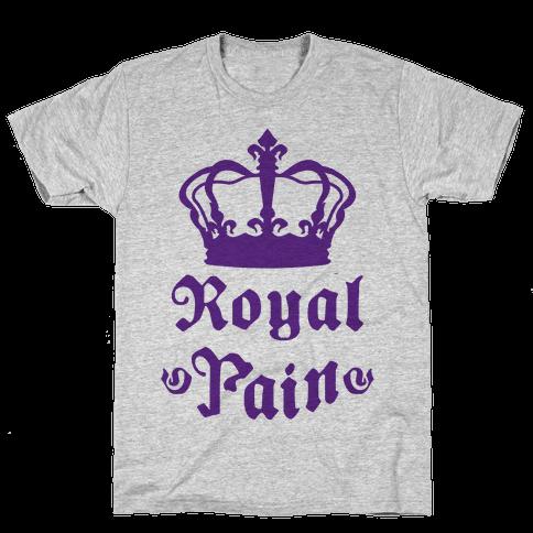Royal Pain Mens T-Shirt