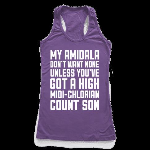 My Amidala Don't Want None