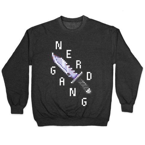 Nerd Gang Pullover