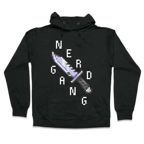 Nerd Gang Hooded Sweatshirt
