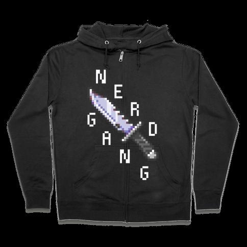 Nerd Gang Zip Hoodie