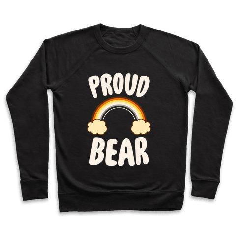 Proud Bear Pullover