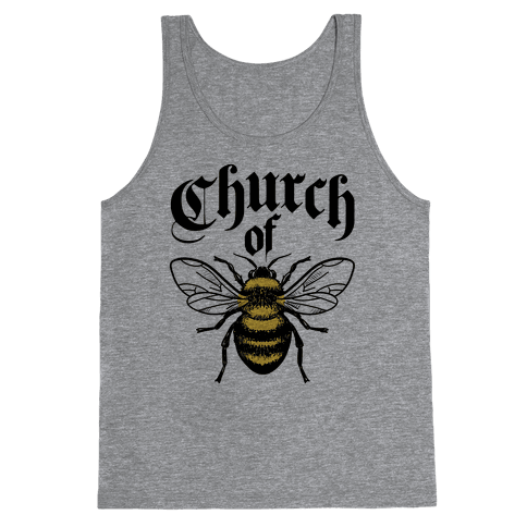 Church Of Bee Tank Top