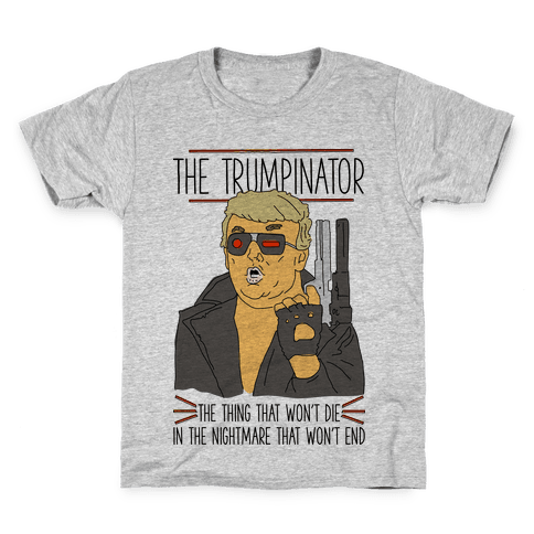 The Trumpinator Kids T-Shirt
