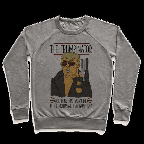 The Trumpinator Pullover