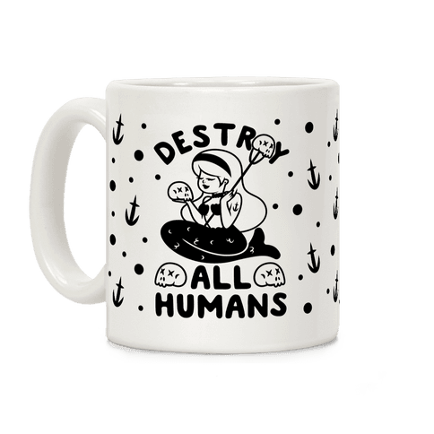 Destroy All Humans Coffee Mug