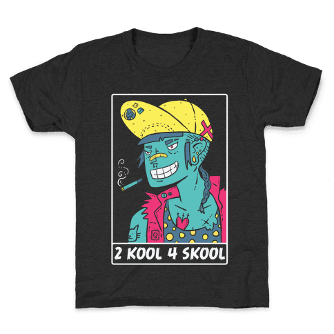 2 Kool 4 Skool Kids T-Shirt