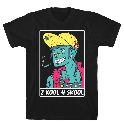 2 Kool 4 Skool Mens T-Shirt