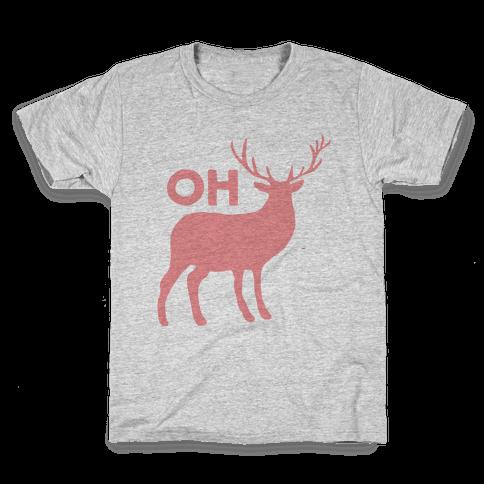 Oh Deer Kids T-Shirt