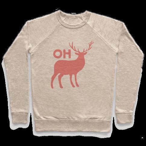Oh Deer Pullover