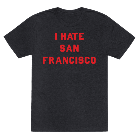 I hate dating in san francisco