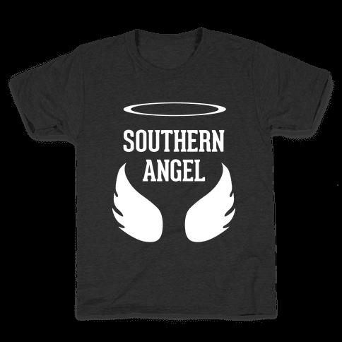 Southern Angel Kids T-Shirt