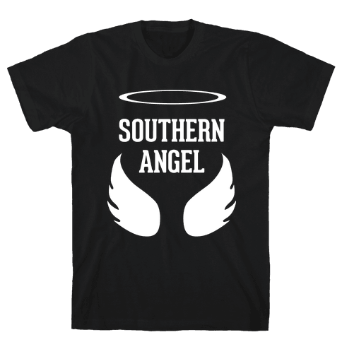 Southern Angel Mens T-Shirt