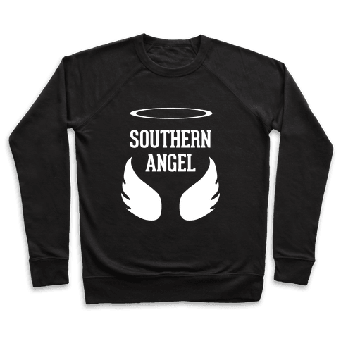 Southern Angel Pullover