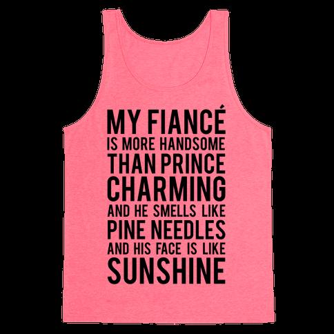 My Fiance (Prince Charming) Tank Top