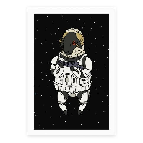 Sheeptrooper Clones Poster