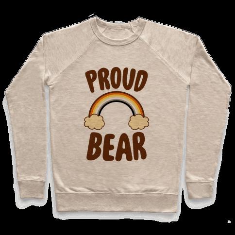 Proud Bear Pullover